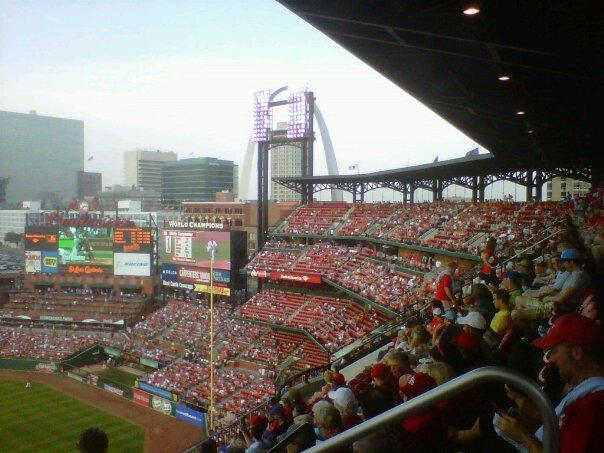 Busch Stadium, St. Louis, Mo.