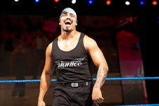Hunico. Photo by World Wrestling Entertainment.