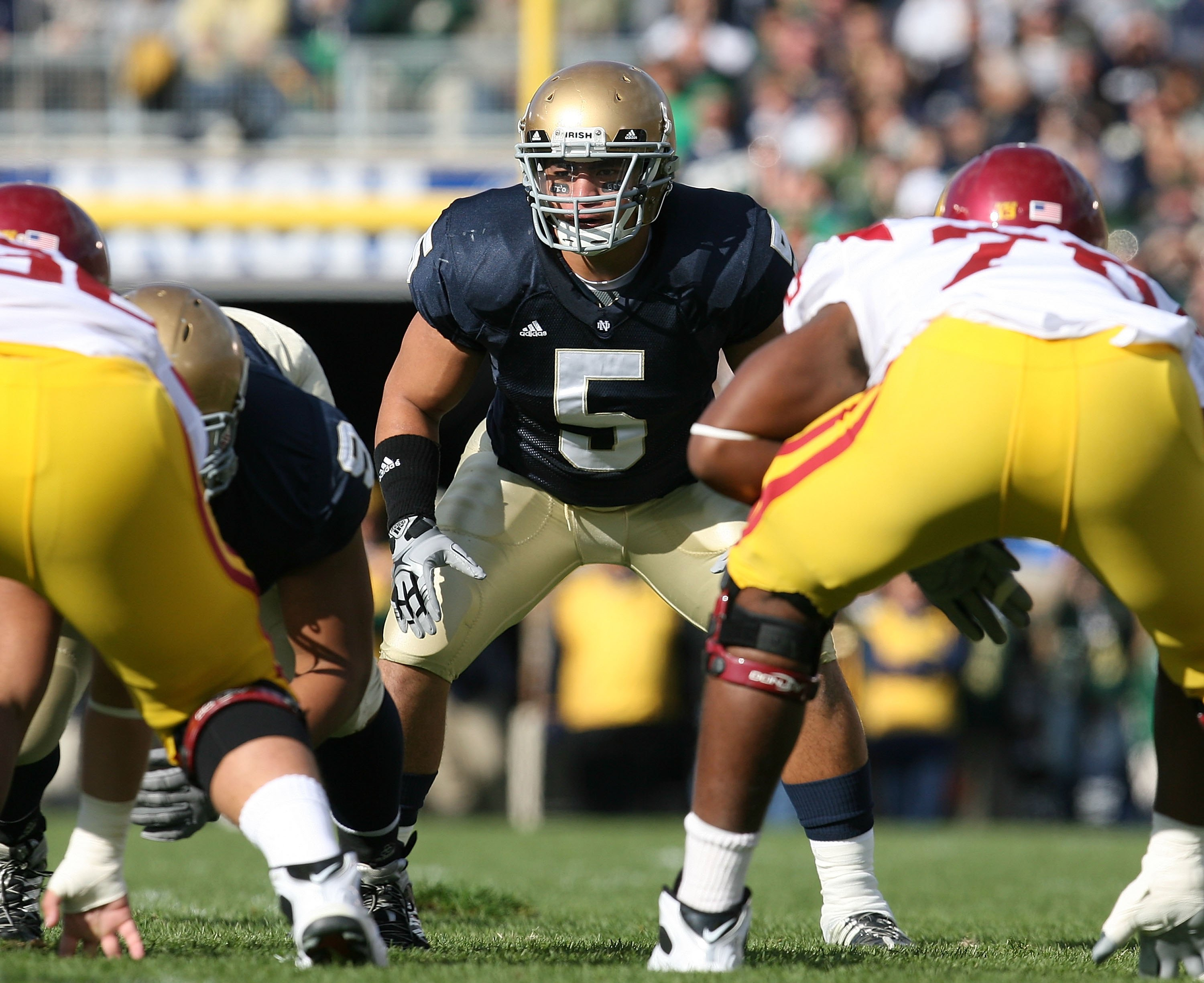 Notre Dame's Manti Te'o is Lott IMPACT Player of the Week ...