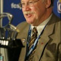Former Purdue coach Joe Tiller. From Purdue Athetics Communications.