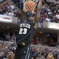 Big East coaches picked Butler to finish ninth. Khyle Marshall and his teammates took umbrage.