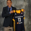 Indiana Fever first-round pick Layshia Clarendon. Photo from WNBA.