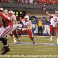 Nebraska's Taylor Martinez is a Heisman Trophy candidate.