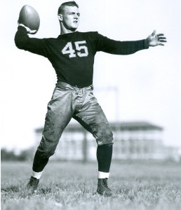 Duane Purvis. Photo from Purdue Athletics.