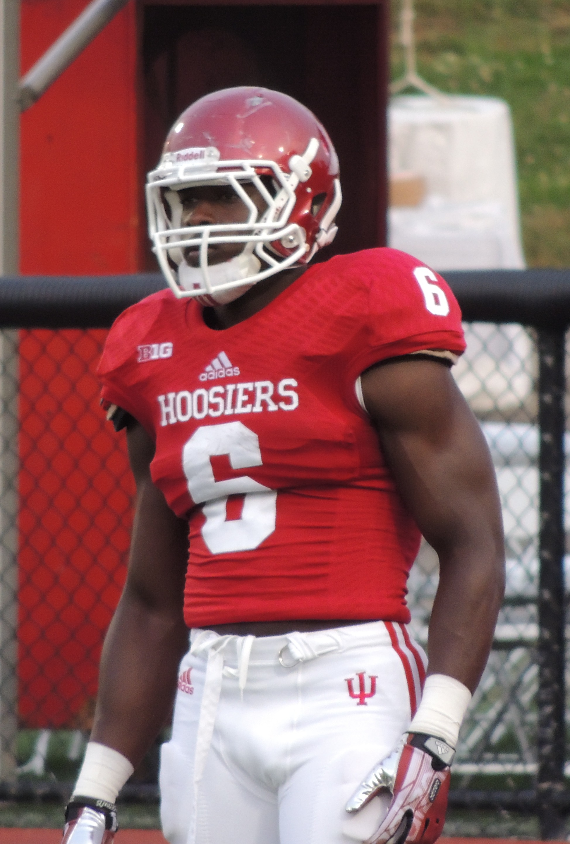 Tevin Coleman s 247 yards carry Indiana past Indiana State