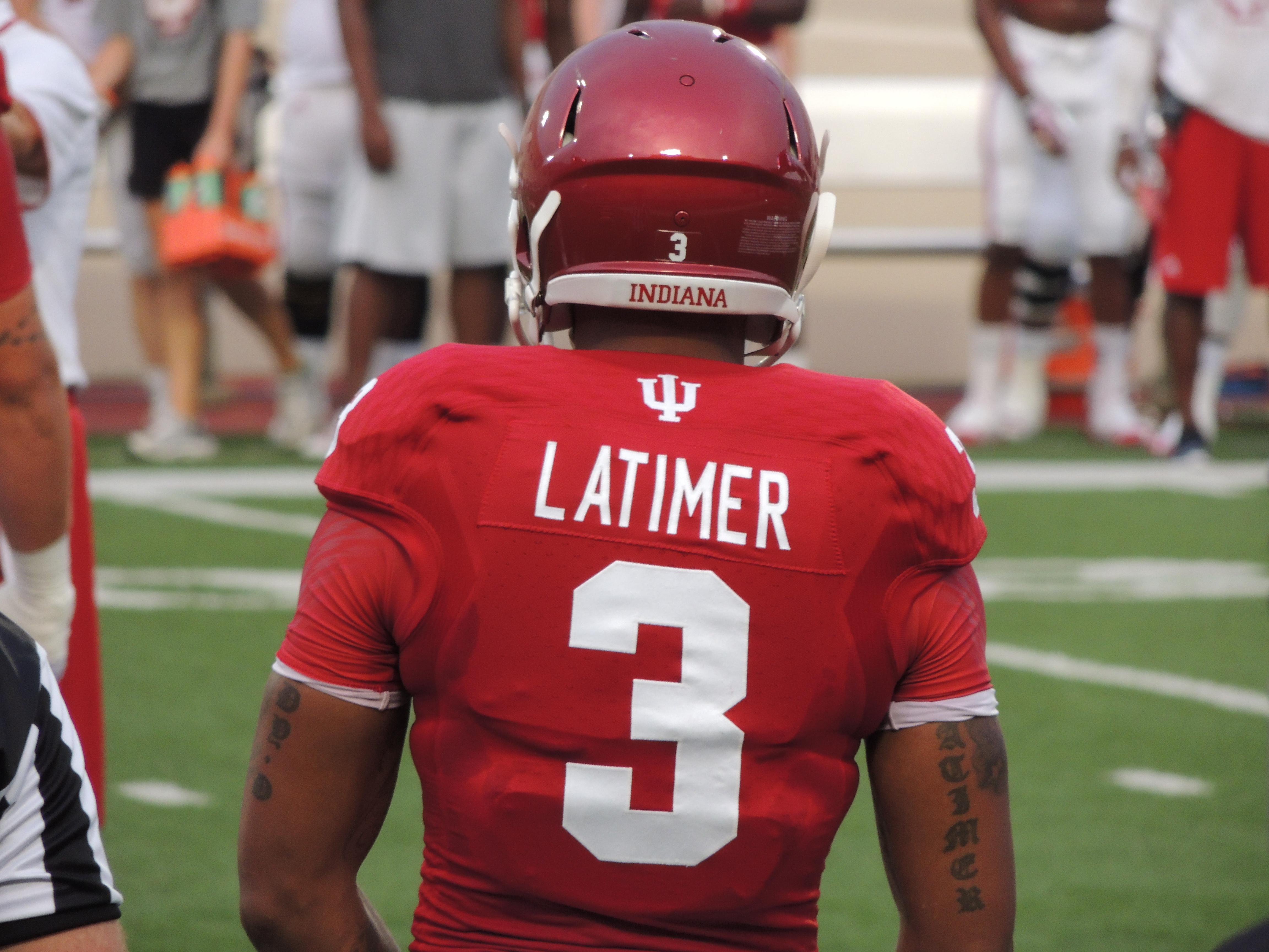 Hoosiers' Cody Latimer benefits from career audible