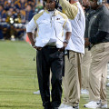 Purdue coach Darrell Hazell's program is showing signs of life.
