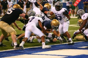 Ben Davis (6A, in white) and Cathedral (5A) should be strong contenders for state titles.