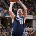 Cody Zeller continues to improve his game at the NBA level. (Photo by Pacers Sports and Entertainment)
