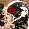 MSU rose helmet, ISL