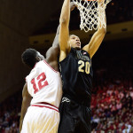 Hammons dunk IU