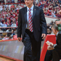 Tom Crean's Hoosiers are off to a 3-0 start. (Photo by Mike Dickbernd)