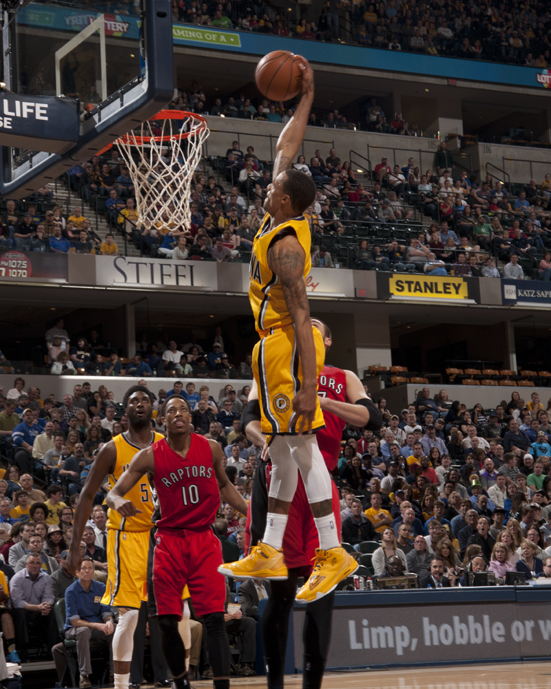 Pacers fall to Raptors- Indy Sports Legends