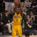 Rodney Stuckey scored 25 points off the bench in the Pacers win over Milwaukee. (Photo by Pacers Sports and Entertainment)