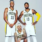 The Pacers are in good hands with the trio of Turner, Teague, and George.  (Photo by Pacers Sports and Entertainment)