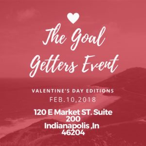 Valentines Day shopping, featuring local Indy vendors!  Sponsored by Tiffany's Cakes in a Jar.