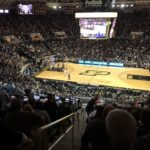 Without Edwards, Purdue Ends Losing Streak