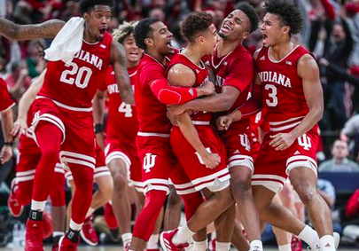 Indiana's Rob Phinisee Was All Swagger After Nailing Buzzer-Beater